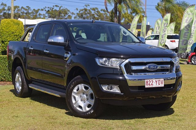 Discounted Used Ford Ranger XLT Double Cab, Southport, 2017 Ford Ranger XLT Double Cab Utility