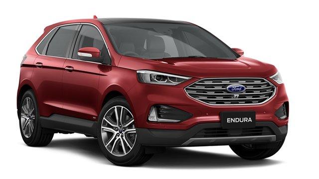 Discounted New Ford Endura Titanium SelectShift AWD, Campbelltown, 2018 Ford Endura Titanium SelectShift AWD SUV