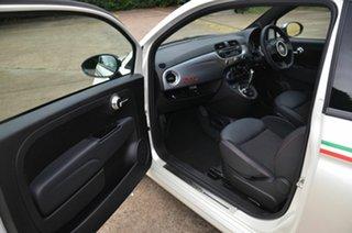 2013 Fiat 500 Sport Hatchback.