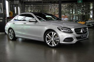 2015 Mercedes-Benz C200 d 7G-Tronic + Sedan.