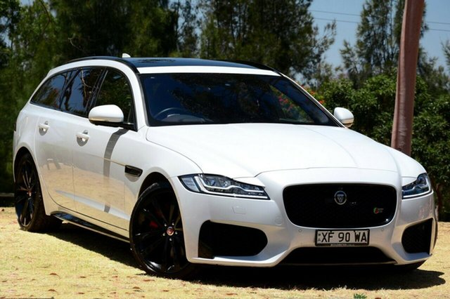 Used Jaguar XF 30d S Sportbrake First Edition, Welshpool, 2018 Jaguar XF 30d S Sportbrake First Edition Wagon