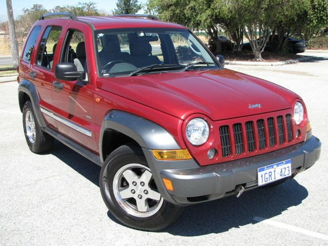 Used Jeep Cherokee Sport, Maddington, 2006 Jeep Cherokee Sport Wagon