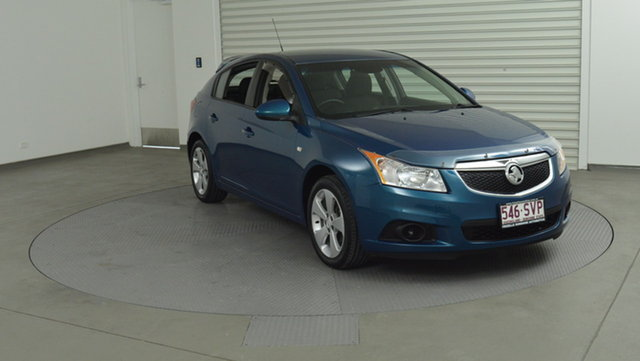 Used Holden Cruze CD, Southport, 2012 Holden Cruze CD Hatchback