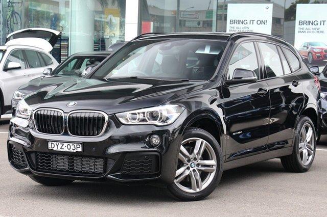 Used BMW X1 sDrive 18d M Sport, Brookvale, 2017 BMW X1 sDrive 18d M Sport Wagon