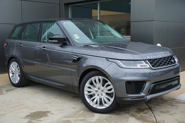 Discounted New Land Rover Range Rover Sport SDV6 183kW CommandShift SE, Phillip, 2018 Land Rover Range Rover Sport SDV6 183kW CommandShift SE Wagon