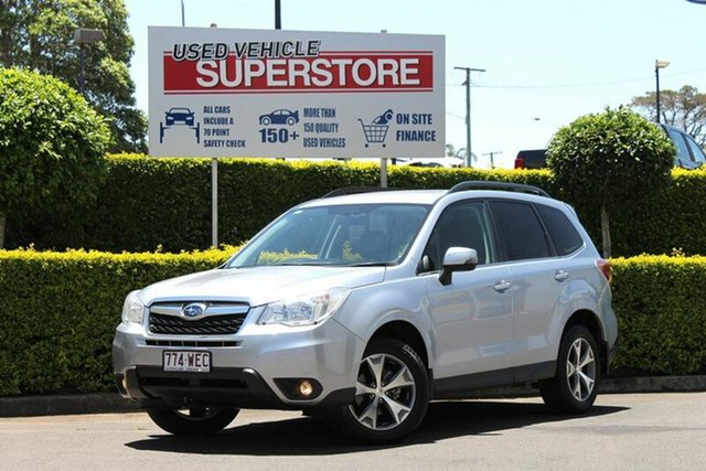 Used Subaru Forester 2.5i-L CVT AWD Special Edition, Toowoomba, 2015 Subaru Forester 2.5i-L CVT AWD Special Edition Wagon