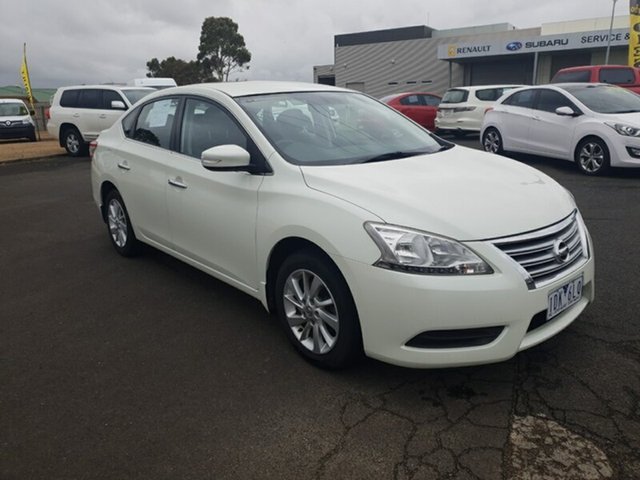 Used Nissan Pulsar ST, Warrnambool East, 2014 Nissan Pulsar ST Sedan