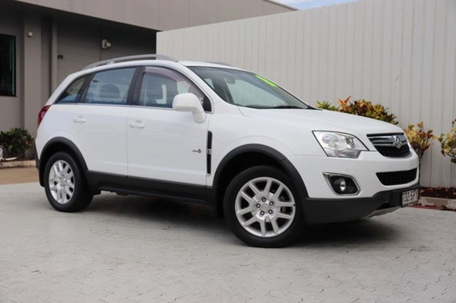 Used Holden Captiva 5, Cairns, 2012 Holden Captiva 5 Wagon