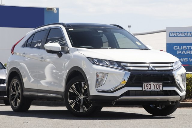 Used Mitsubishi Eclipse Cross Exceed 2WD, Bowen Hills, 2017 Mitsubishi Eclipse Cross Exceed 2WD Wagon