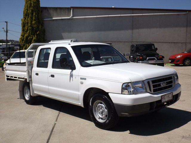 Used Ford Courier GL Crew Cab 4x2, Toowoomba, 2005 Ford Courier GL Crew Cab 4x2 Utility