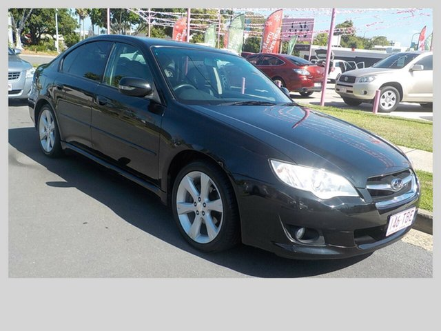 Used Subaru Liberty, Margate, 2009 Subaru Liberty Sedan