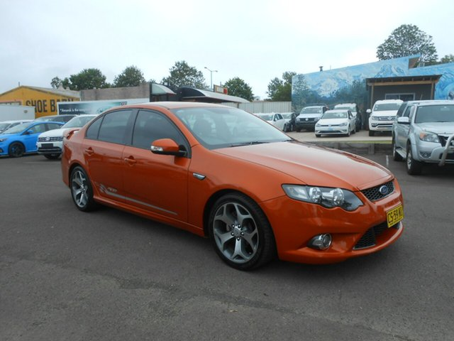 Used Ford Falcon XR6 50th Anniversary, Nowra, 2010 Ford Falcon XR6 50th Anniversary Sedan