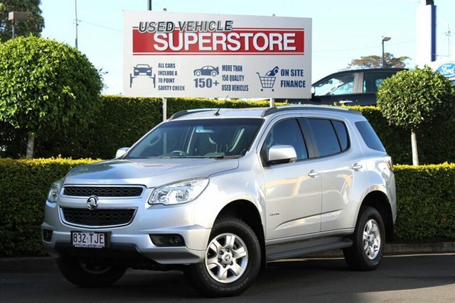Used Holden Colorado 7 LT, Toowoomba, 2013 Holden Colorado 7 LT Wagon
