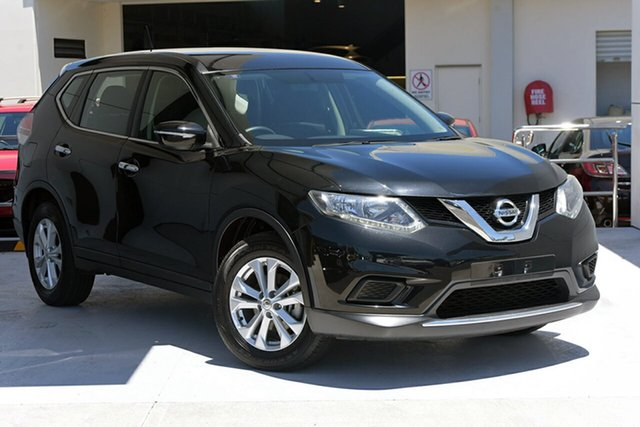 Used Nissan X-Trail ST X-tronic 4WD, Southport, 2016 Nissan X-Trail ST X-tronic 4WD Wagon