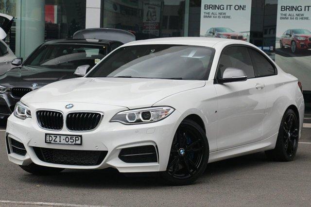 Used BMW M235i, Brookvale, 2015 BMW M235i Coupe