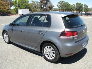 2011 Volkswagen Golf BlueMOTION Hatchback.