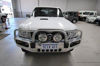 2013 Nissan Patrol ST Wagon.