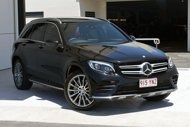 Used Mercedes-Benz GLC250 d 9G-TRONIC 4MATIC, Southport, 2015 Mercedes-Benz GLC250 d 9G-TRONIC 4MATIC Wagon