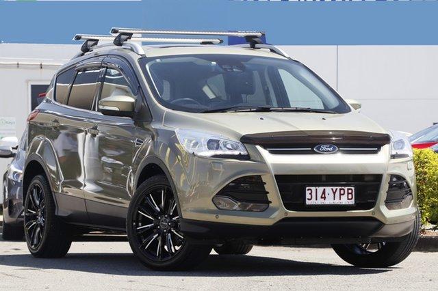 Used Ford Kuga Titanium PwrShift AWD, Toowong, 2013 Ford Kuga Titanium PwrShift AWD Wagon