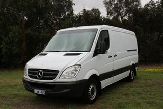 2013 Mercedes-Benz Sprinter 313CDI Low Roof MWB 7G-Tronic Van.