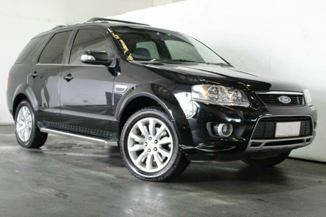 Used Ford Territory Ghia, Underwood, 2010 Ford Territory Ghia Wagon