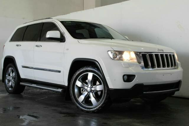 Used Jeep Grand Cherokee Limited, Underwood, 2011 Jeep Grand Cherokee Limited Wagon