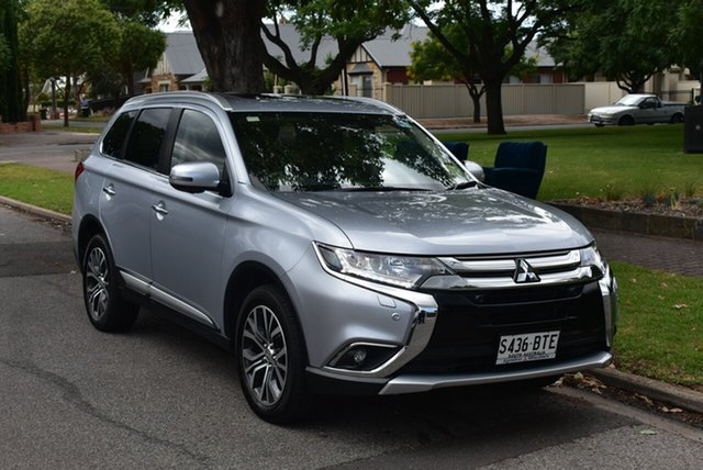 Used Mitsubishi Outlander Exceed 4WD, Nailsworth, 2016 Mitsubishi Outlander Exceed 4WD Wagon