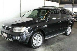2010 Ford Territory Ghia Wagon.