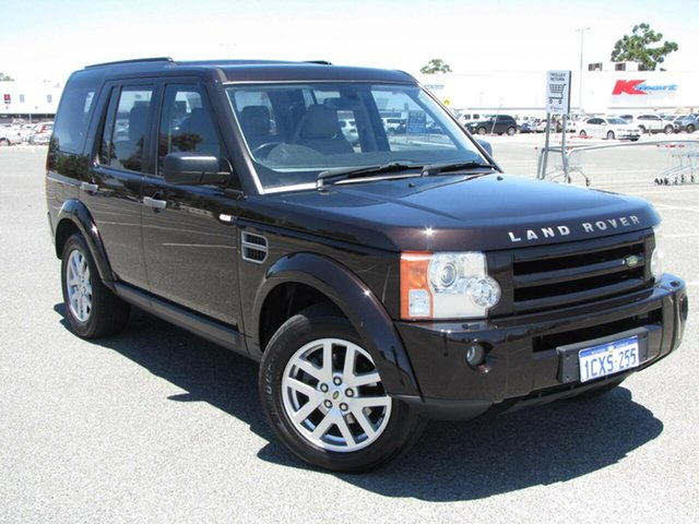 Used Land Rover Discovery 3 SE, Maddington, 2008 Land Rover Discovery 3 SE Wagon
