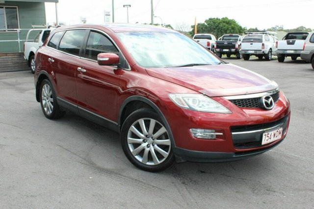 Used Mazda CX-9 Luxury, Tingalpa, 2009 Mazda CX-9 Luxury Wagon