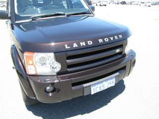 2008 Land Rover Discovery 3 SE Wagon.