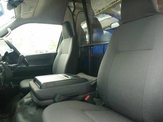 2013 Toyota HiAce Super LWB Van.