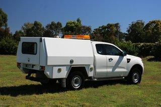 2014 Ford Ranger XL Super Cab 4x2 Hi-Rider Cab Chassis.