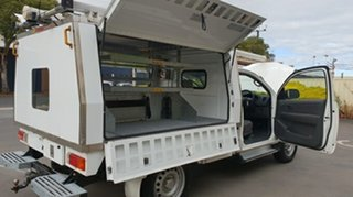 2014 Toyota Hilux SR (4x4) Cab Chassis.