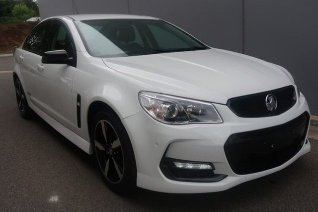 Used Holden Commodore SV6 Black, Reynella, 2016 Holden Commodore SV6 Black Sedan
