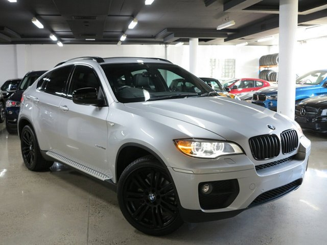 Used BMW X6 xDrive40d Coupe Steptronic, Albion, 2012 BMW X6 xDrive40d Coupe Steptronic Wagon