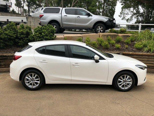 Demonstrator, Demo, Near New Mazda 3 Neo SKYACTIV-Drive Sport, Toowoomba, 2018 Mazda 3 Neo SKYACTIV-Drive Sport Hatchback