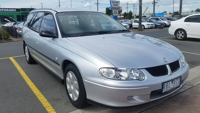 Used Holden Commodore Executive, Cheltenham, 2002 Holden Commodore Executive Wagon