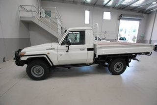 2012 Toyota Landcruiser Workmate Cab Chassis.