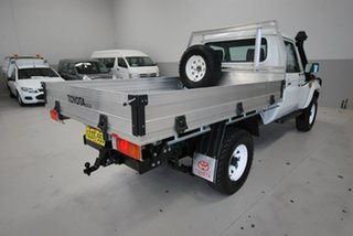 2013 Toyota Landcruiser Workmate Cab Chassis.