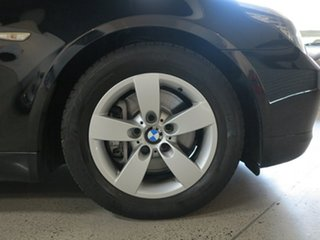 2009 BMW 520d Steptronic Sedan.