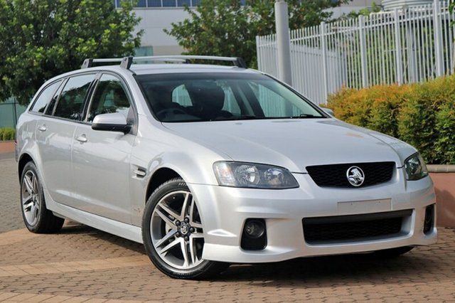 Used Holden Commodore SV6 Sportwagon, Wayville, 2010 Holden Commodore SV6 Sportwagon Wagon
