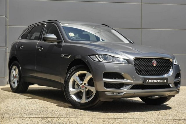 Used Jaguar F-PACE Prestige, Geelong, 2017 Jaguar F-PACE Prestige Wagon