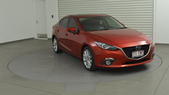 Used Mazda 3 SP25 SKYACTIV-MT Astina, Southport, 2014 Mazda 3 SP25 SKYACTIV-MT Astina Sedan