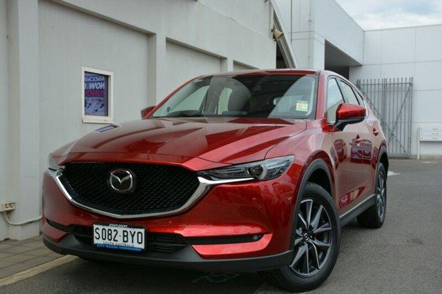 Demonstrator, Demo, Near New Mazda CX-5 GT SKYACTIV-Drive i-ACTIV AWD, Cheltenham, 2018 Mazda CX-5 GT SKYACTIV-Drive i-ACTIV AWD Wagon