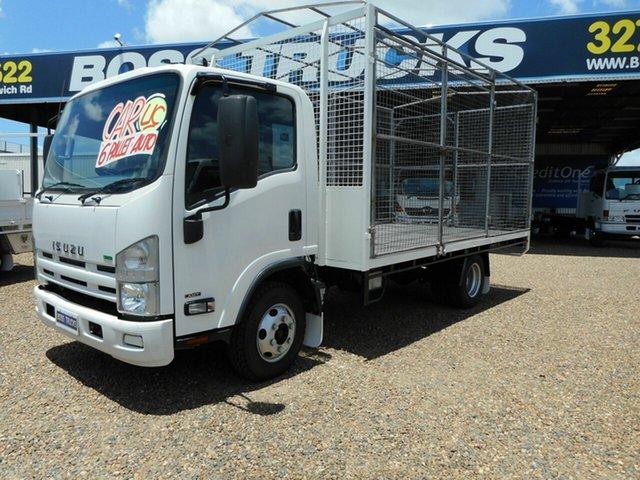 Used Isuzu NPR, Rocklea, 2014 Isuzu NPR Tray Truck