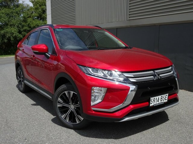 Discounted Demonstrator, Demo, Near New Mitsubishi Eclipse Cross LS 2WD, Cheltenham, 2018 Mitsubishi Eclipse Cross LS 2WD Wagon