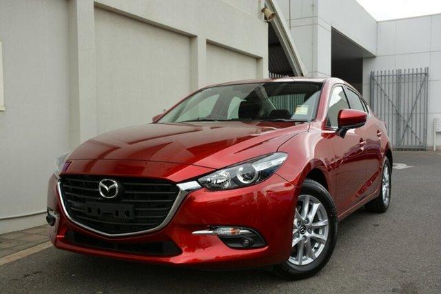 New Mazda 3 Maxx SKYACTIV-Drive Sport, Cheltenham, 2018 Mazda 3 Maxx SKYACTIV-Drive Sport Sedan