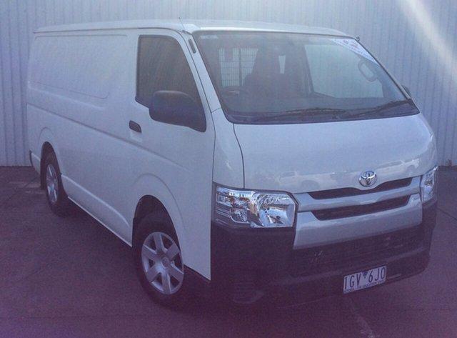 Used Toyota Hiace LWB, Sebastopol, 2016 Toyota Hiace LWB Van