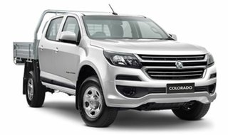 2018 Holden Colorado LS Crew Cab Cab Chassis.